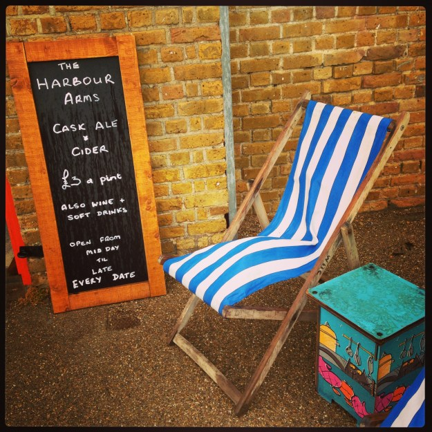 Margate Deck Chairs