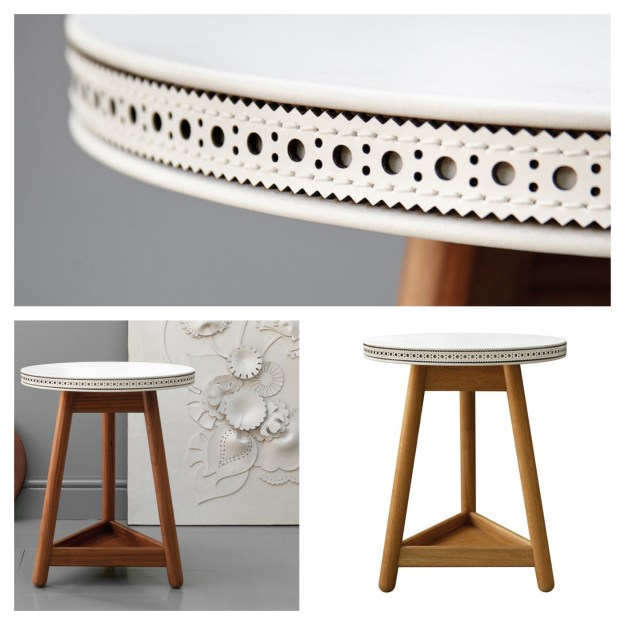 Bethan Gray G&T brogue table
