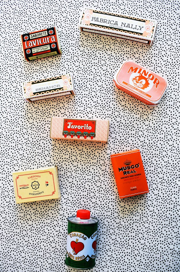 la vida portuguesa vintage packaging toiletries