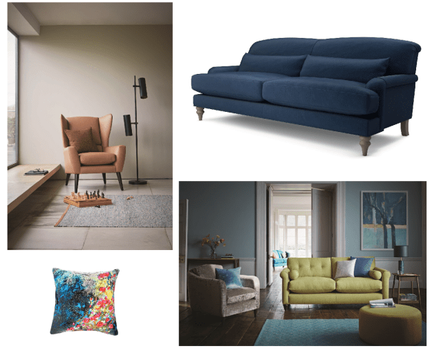 Lounge Co Selection of Sofas
