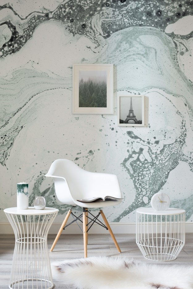 Brilliant Statement Design Trends From Mural Wallpapers