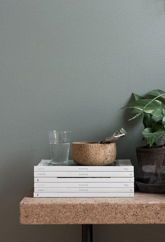dadaa_ikea_sinnerlig_kinfolk_aesop, , cork interiors trend ideas, uses and inspration in interior design and home decor