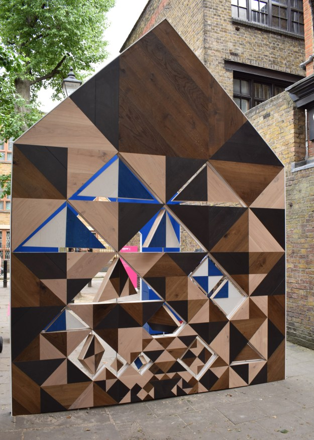 Clerkenwell Design Week 2017 - Double Vision Installation 3
