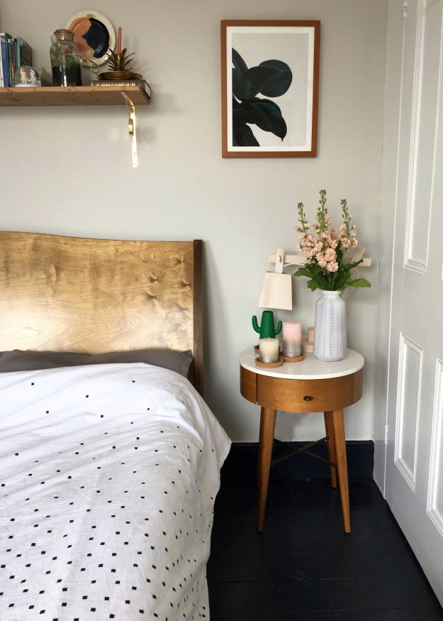 minimal summer styling, ideas for a pared back scandinavian room