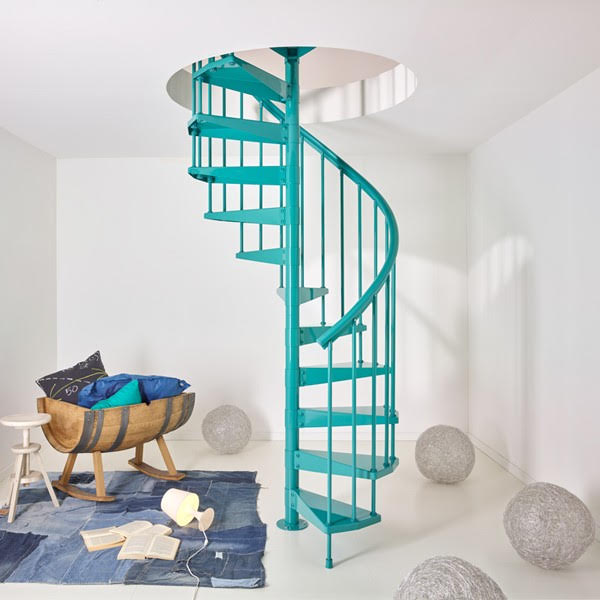 Interior Decor, ideas and inspiration for statement stairs design Fontanot