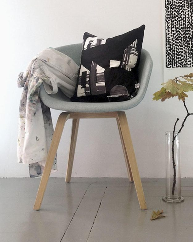 New Store Nordic Kind, Scandinavian Homewares MANIFEST, BLACKGREY- CUSHION COVER