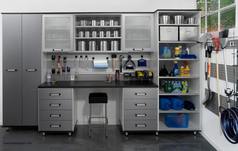 Garage Storage - Organized but Still Manly on Organized Garage  id=83083