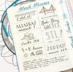 17 Creative Bullet Journals Monthly Layout Ideas