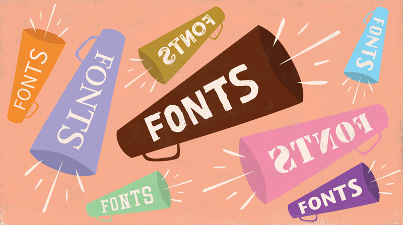 Why do you need more fonts?