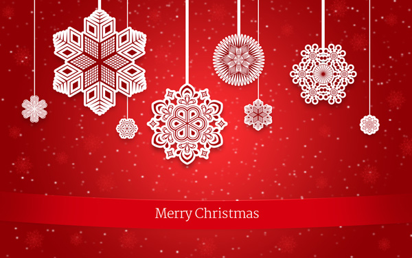 How To Create Christmas Greeting Card With Decorative