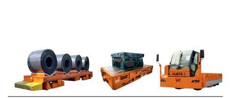 Heavy Duty Transport Vehicles
