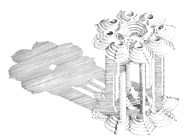 monument drawing