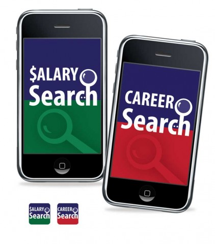 Career and Salary Apps