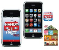 Handy Angie iPhone App