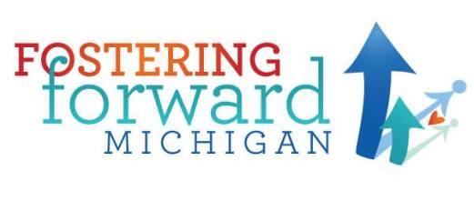 Fostering Forward Logo