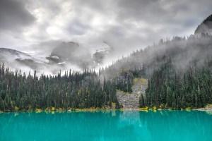 Joffre Lake Provincial Park, British Columbia, Canada