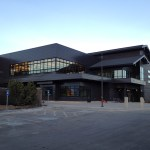 Park City Recreation Center, Exterior View