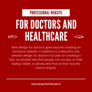 Professional Website For Doctors