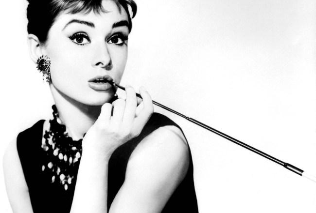 design Audrey Hepburn