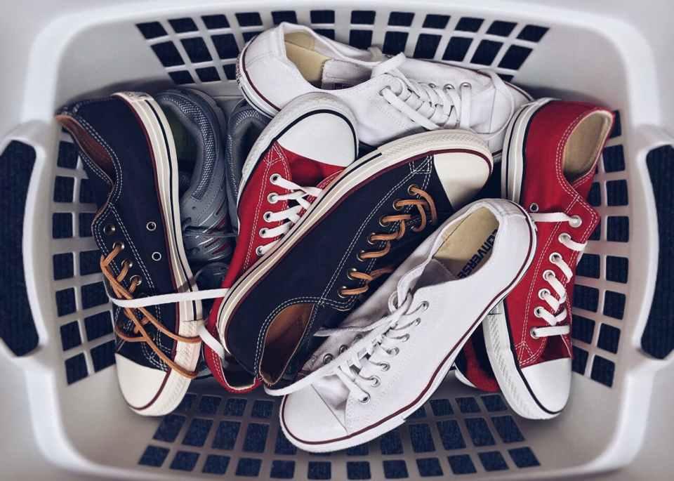 organizare dulap pantofi