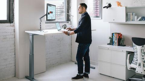 masa birou acasa Workspace Studio