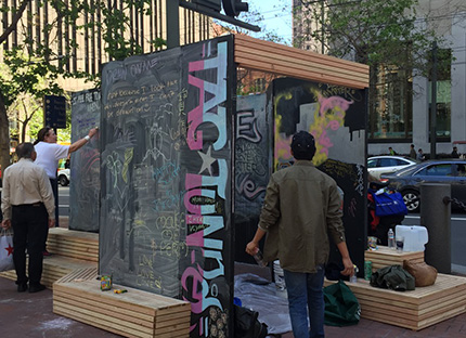 Participatory Design on Market Street