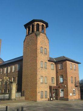 Derby Silk Mill Museum