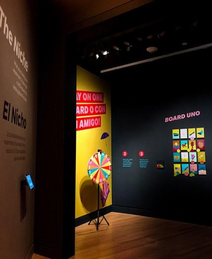 Loteria exhibition