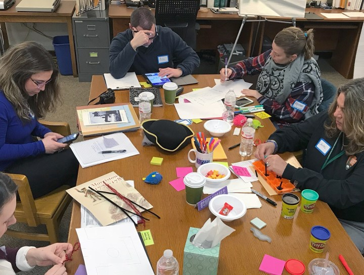 Prototyping with teachers