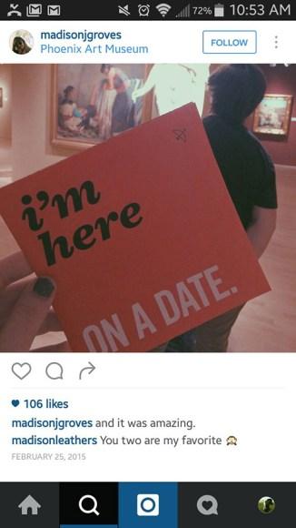 I'm Here - Social Media Share