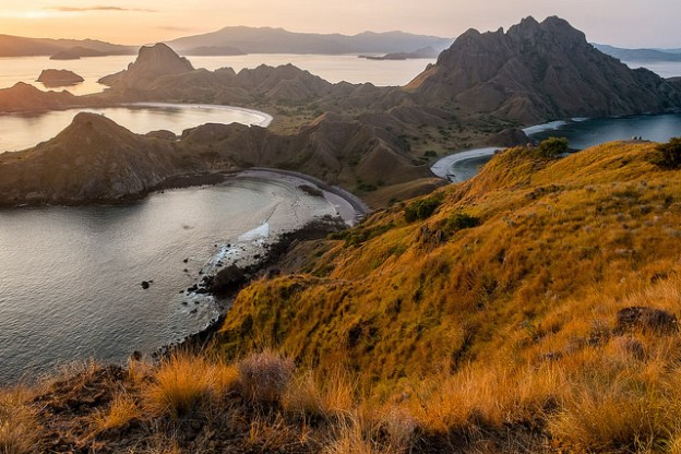 Padar Island, Komodo
