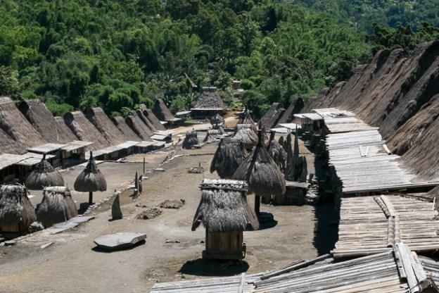 Tololela village. Bajawa, Flores