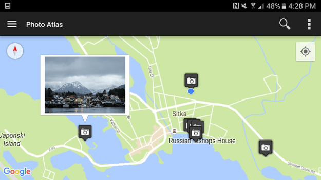 Photo Atlas for Android