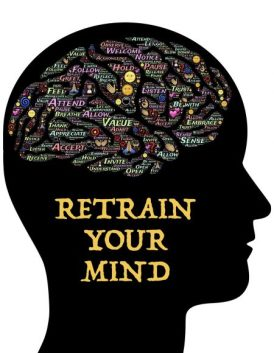 Meditate to retrain your mind