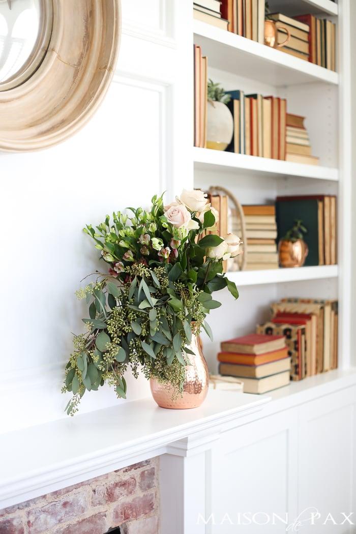 SPRING FARMHOUSE KITCHEN DETAILS - StoneGable on Small:szwbf50Ltbw= Living Room Decor Ideas  id=92716