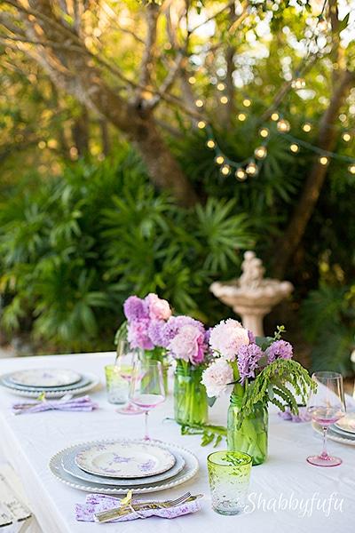 spring garden table shabbyfufublog-2