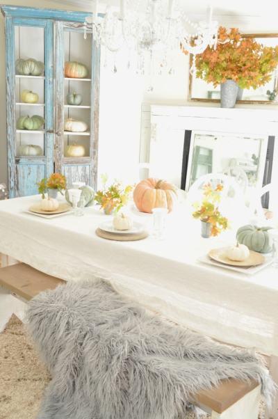 Becky's Farmhouse Thanksgiving