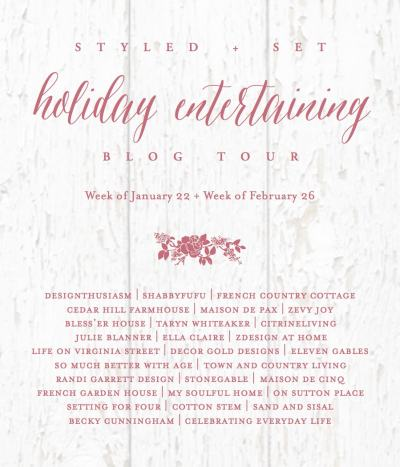 Holiday Entertaining Spring 18 logo