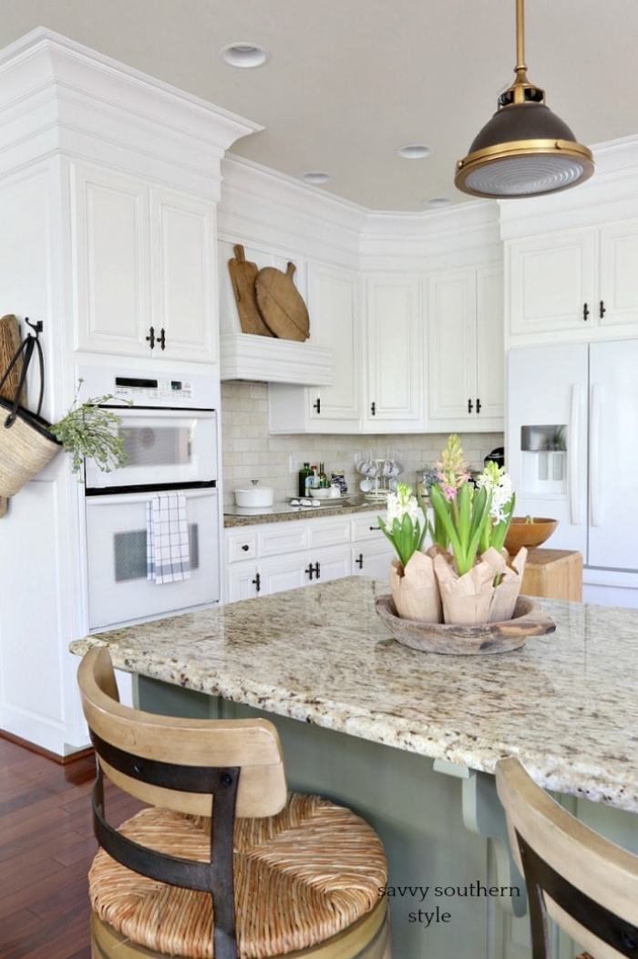 Savvy Southern Style kitchen reveal