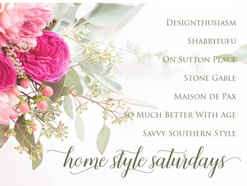 Home Style Saturdays Logo