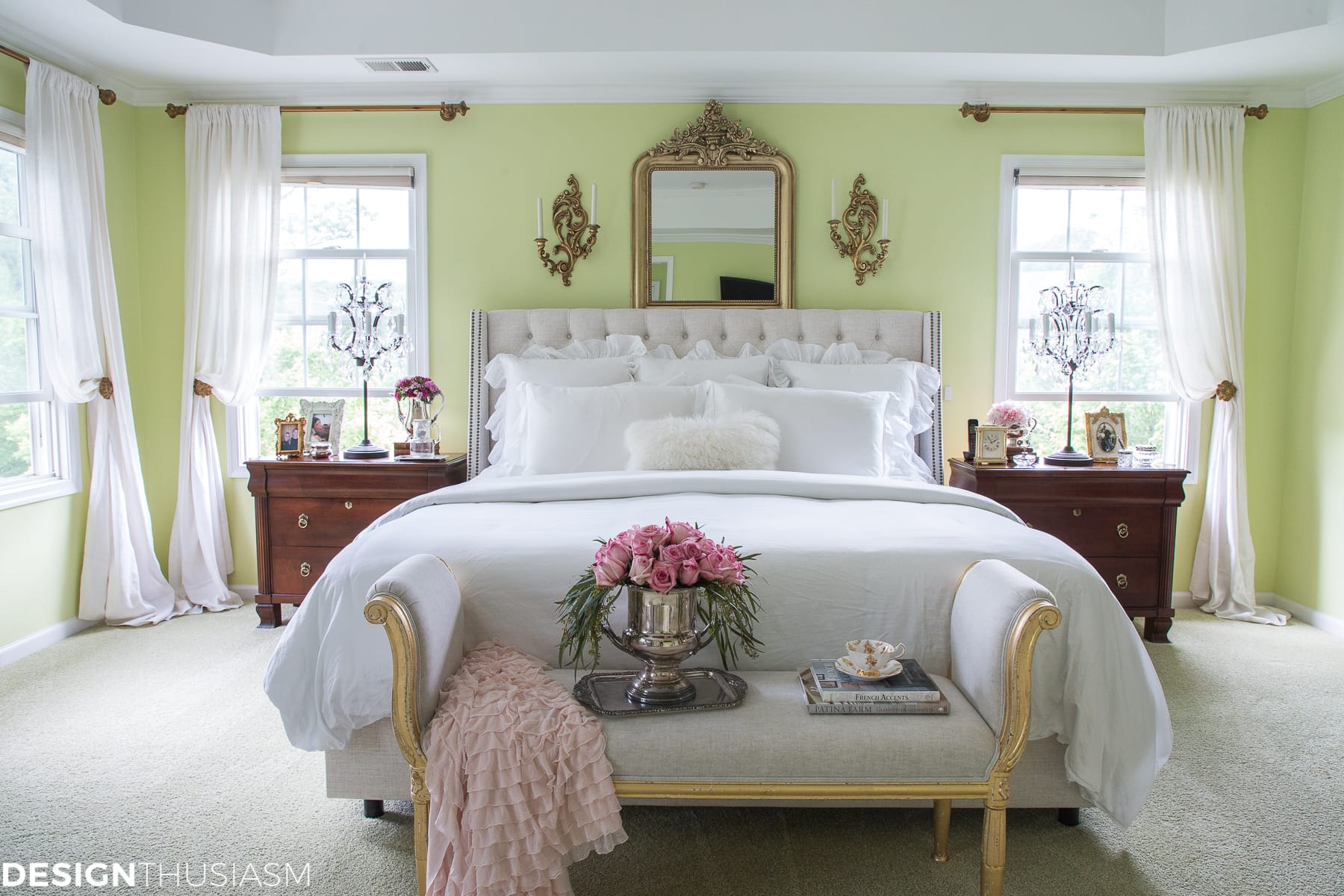Master Bedroom Ideas: 7 Tips for Creating a Dreamy Updated ... on Master Bedroom Ideas  id=65912