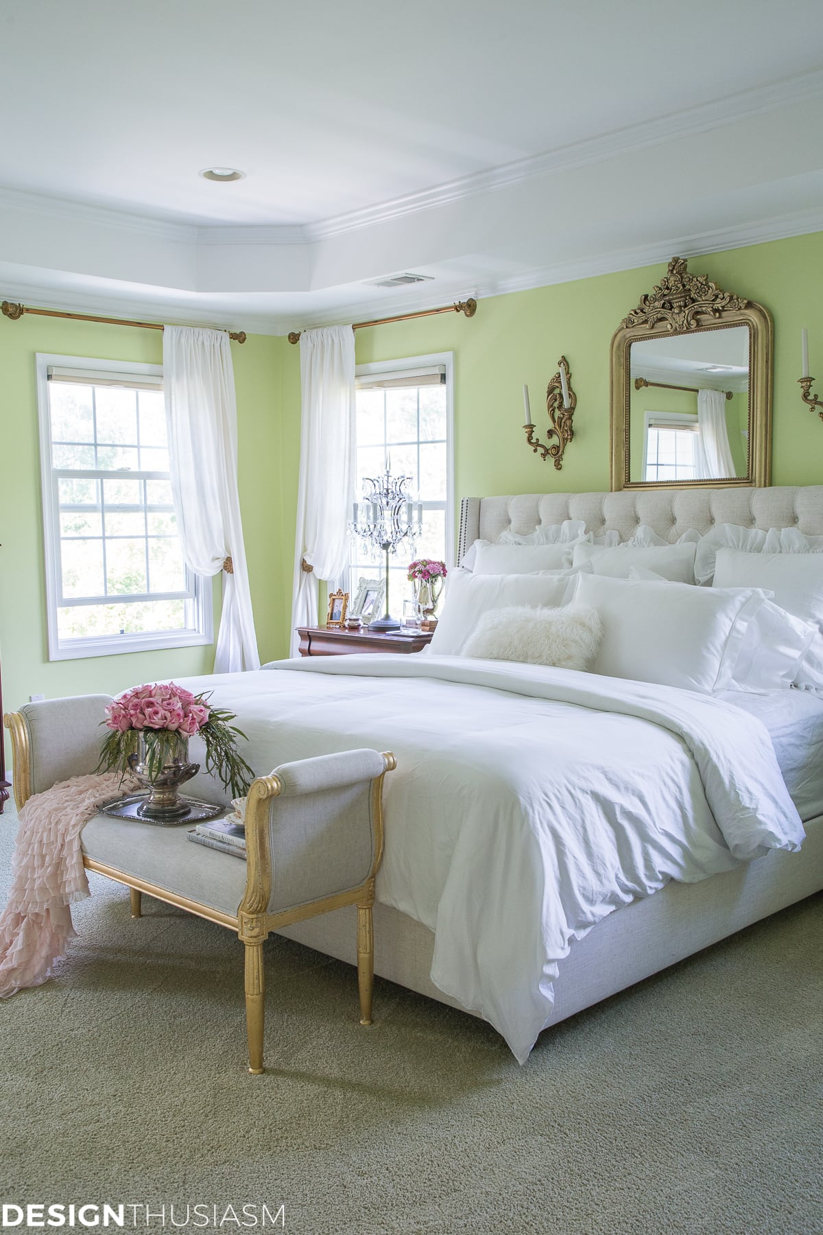 Master Bedroom Ideas: 7 Tips for Creating a Dreamy Updated ... on Master Bedroom Ideas  id=81245