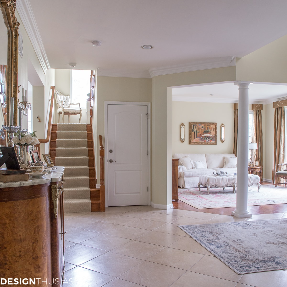 entryway rugs how to create an elegant