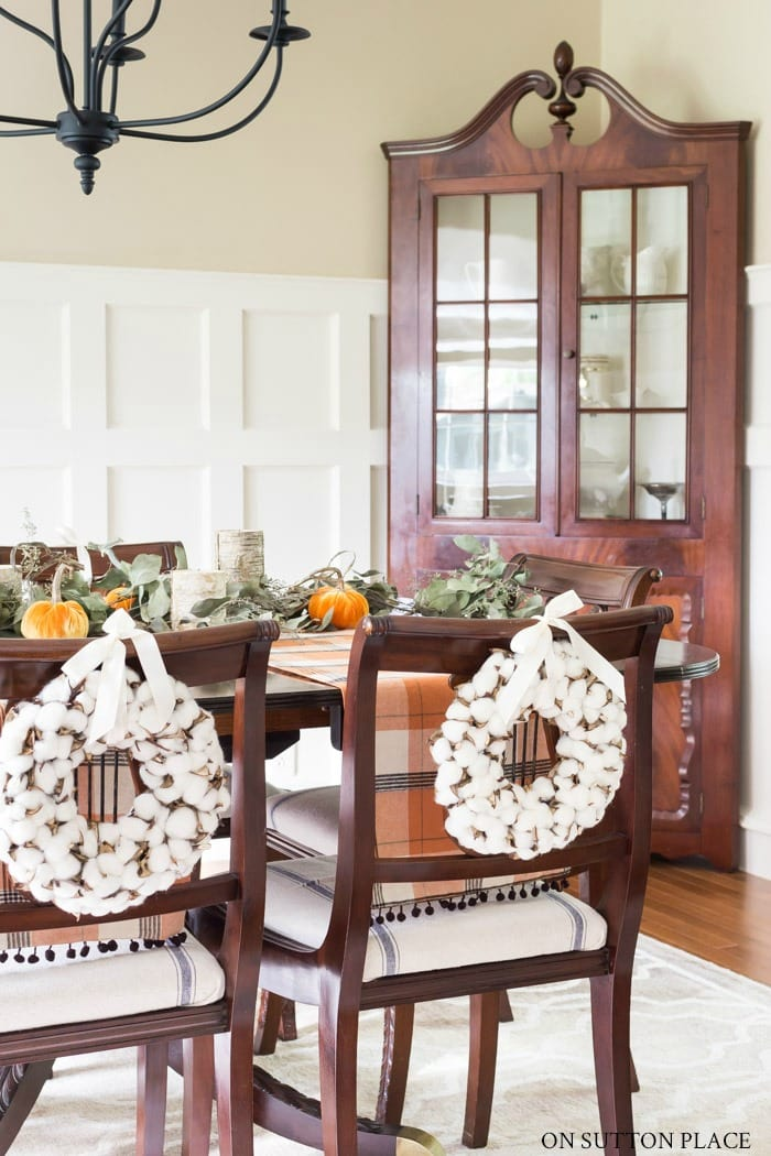 Fall Home Tour from On Sutton Place