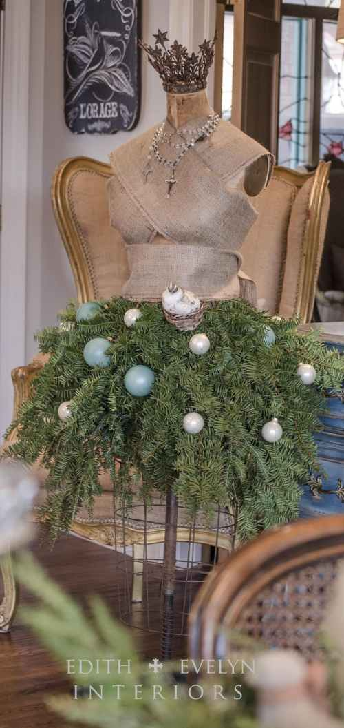 a french country christmas decor and more edith evelyn