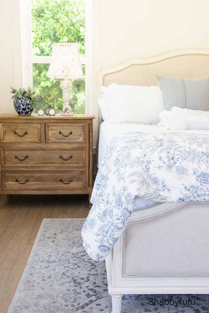 summer bedroom tips shabbyfufu