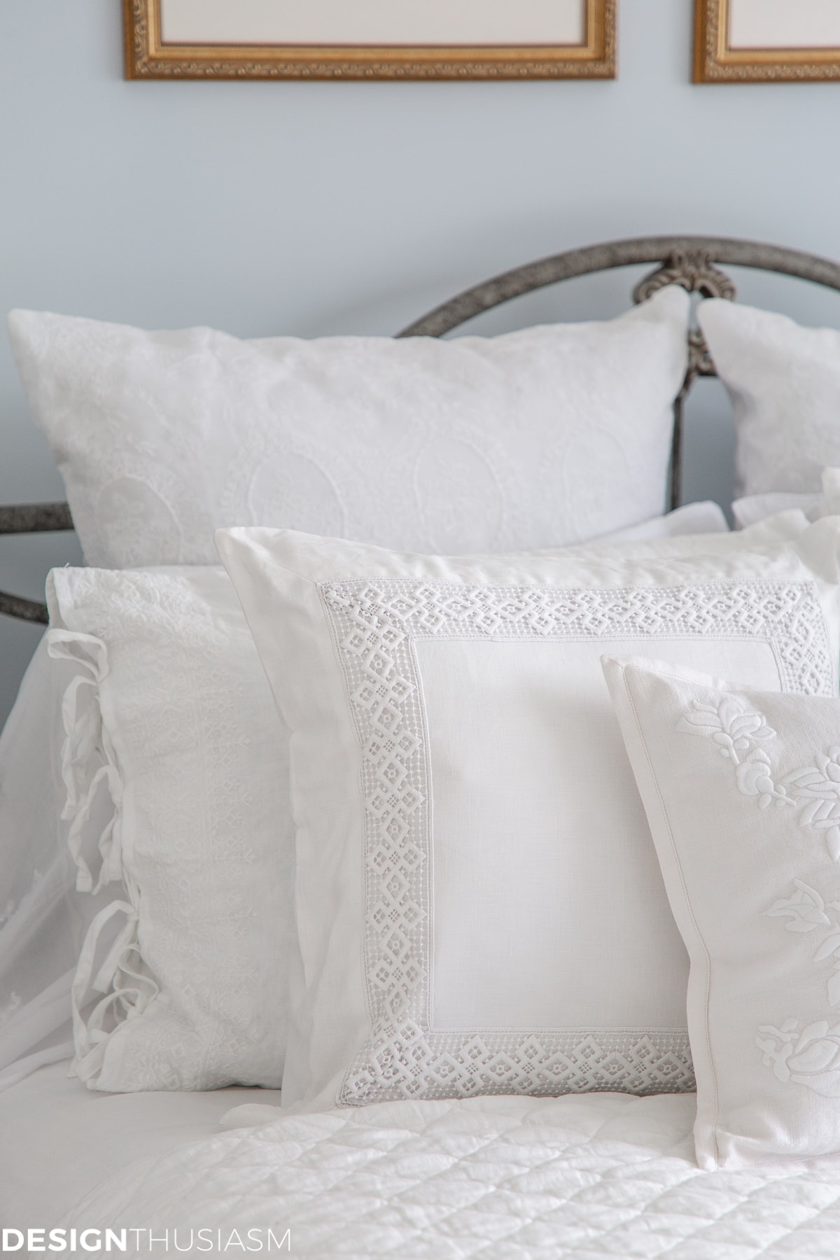 refresh your home with luxury bed linens