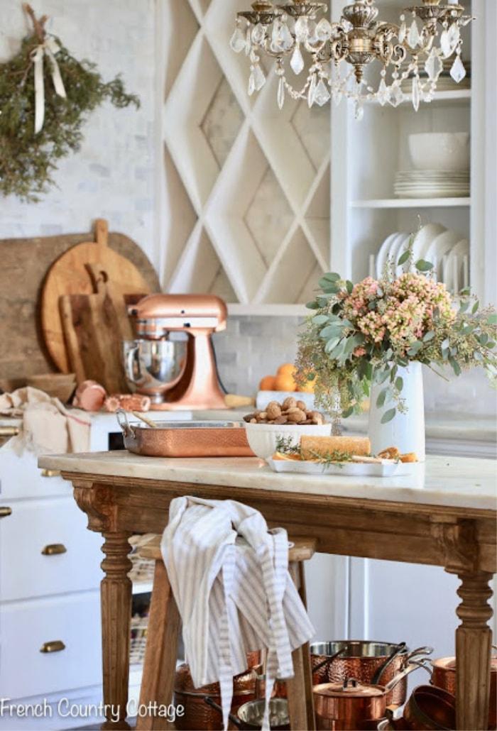 FrenchCountry Cottage, kitchen