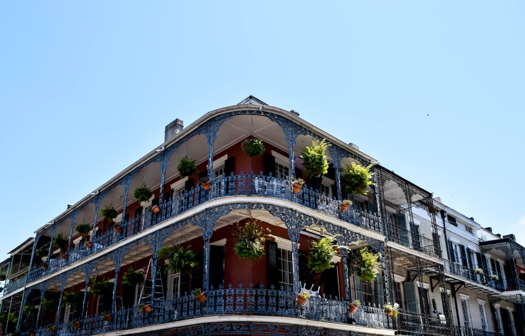 The NOLA Experience- Design to Five a travel based blog for culture, travel, and all things design