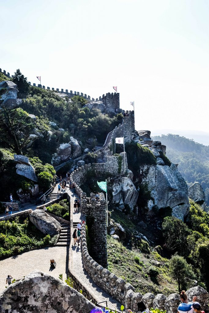 Castello dos Mouros - Things to do in Sintra - Sintra Sites